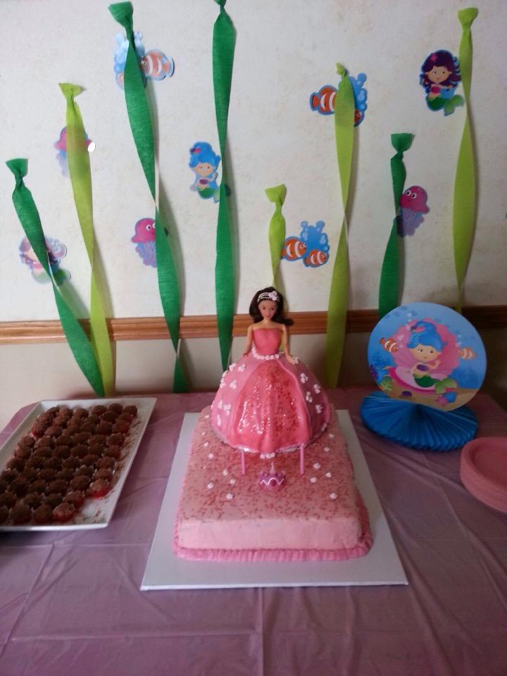 Brigadeiro at Mia's 3rd birthday