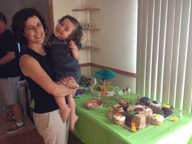 brigadeiros Mia's second birthday